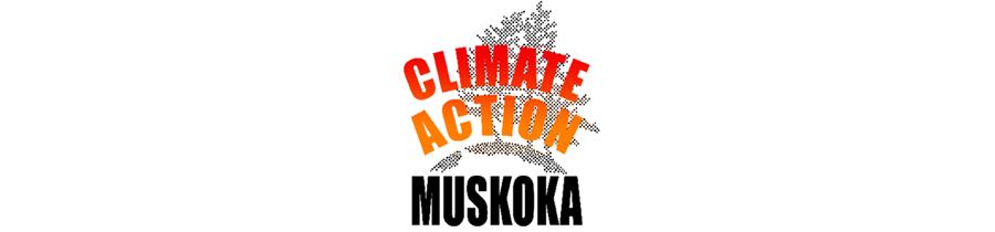 Climate Action Muskoka logo