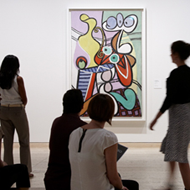 Picasso viewing