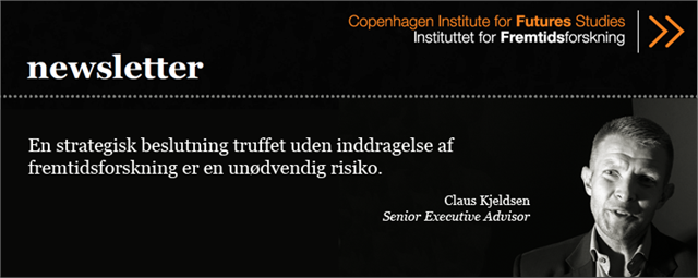 Claus Kjeldsen - senior executive advisor