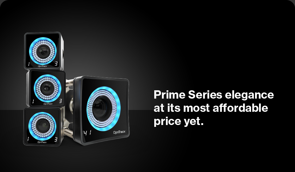 Prime Series elegance at its most affordable price yet.