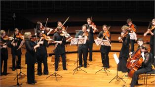 ACO2, the young artist development ensemble of the Australian Chamber Orchestra, will perform at Port Arthur