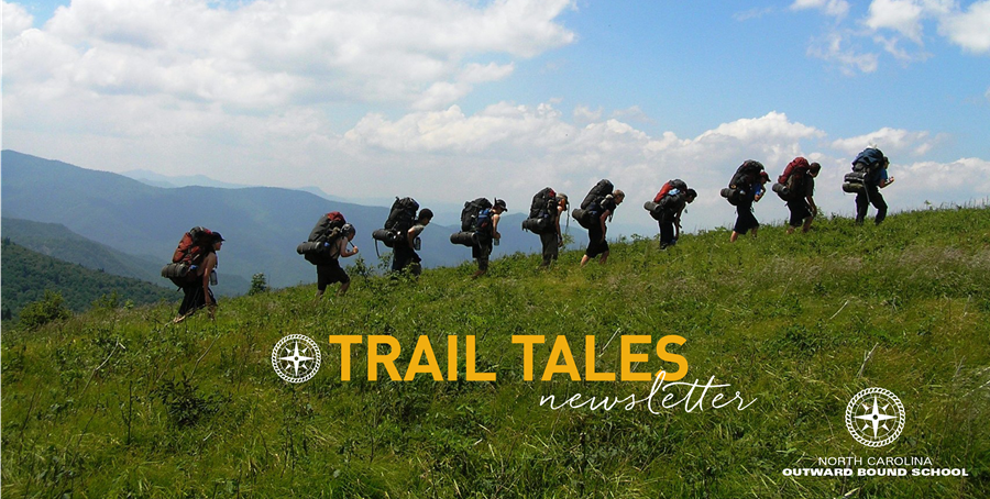 Tales from the trails...