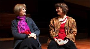 Gillian and Helene