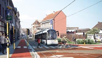 Brusselsepoortstraat hernieuwd
