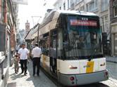 Gewijzigde omleiding tramlijn 1 sinds 06.09.2010