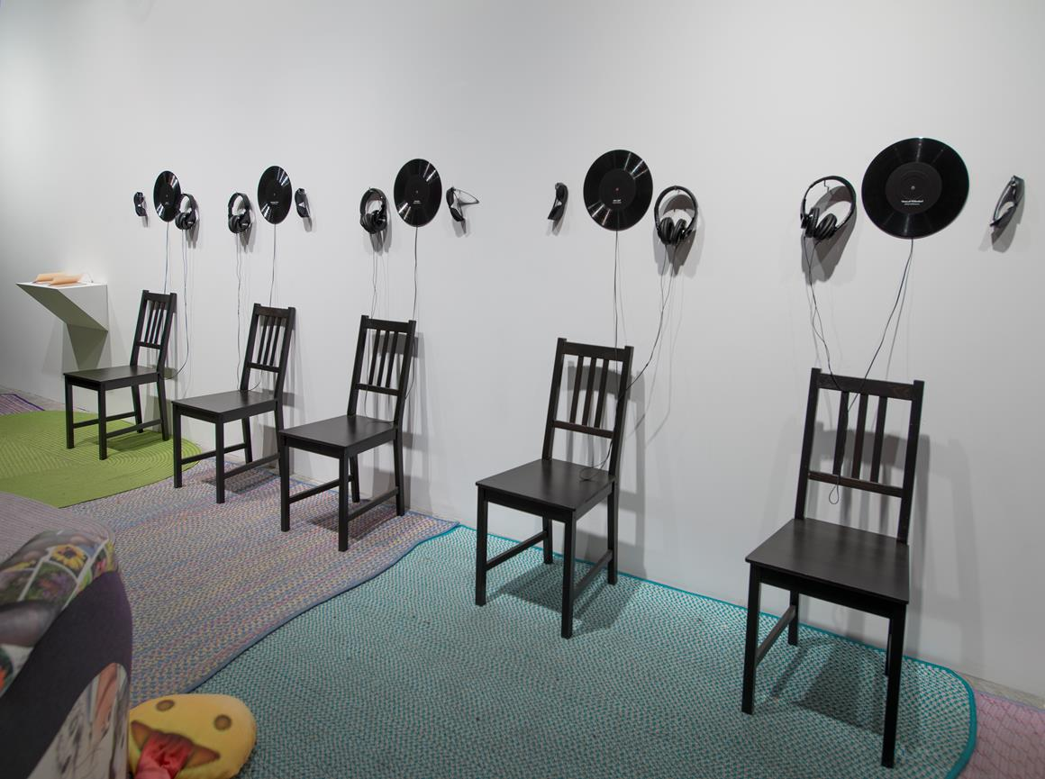 16 Sculptures, Installation view (2014), Courtesy go Whitney Museum of American Art