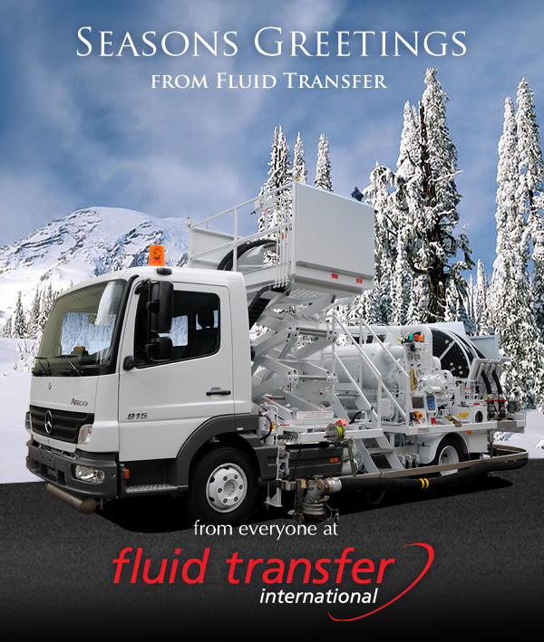 Seasons Greetings from Fluid Transfer International