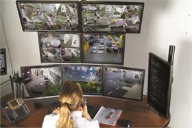 Multi-Monitor Mounts for Security