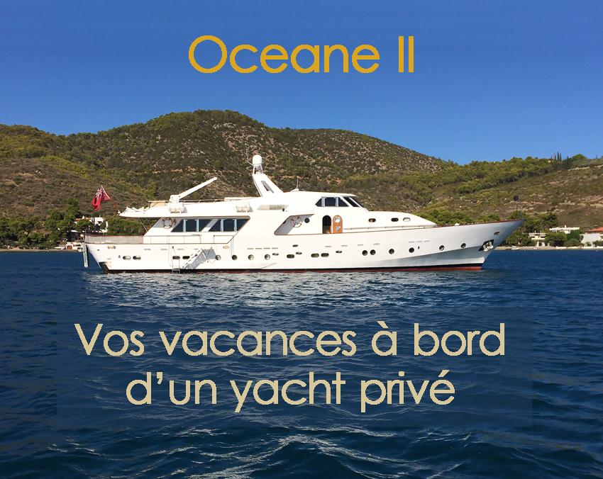 """""""Yacht privé"""""""