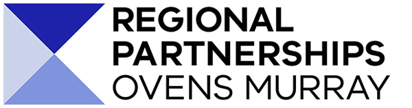 Ovens Murray Regional Partnerships logo