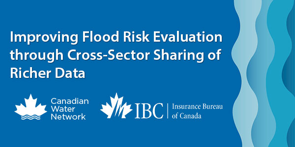 Improving Flood Risk Evaluation through Cross-Sector Sharing of Richer Data