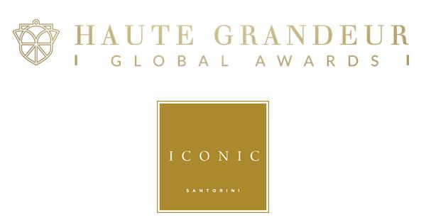 Haute Grandeur Global Awards - Iconic Santorini