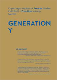 Medlemsrapport #2 2012 - Generation Y ude nu