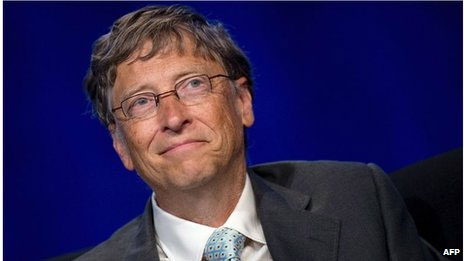 Post image for Bill Gates takes top spot