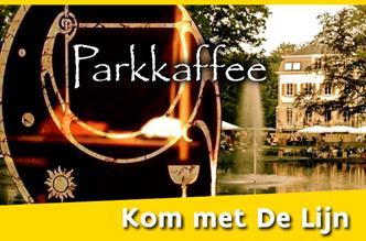 Parkkaffee, kom met De Lijn