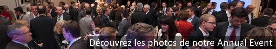 Découvrez les photos de notre Annual Event