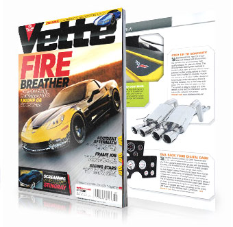 Vette Magazine Exhaust Article