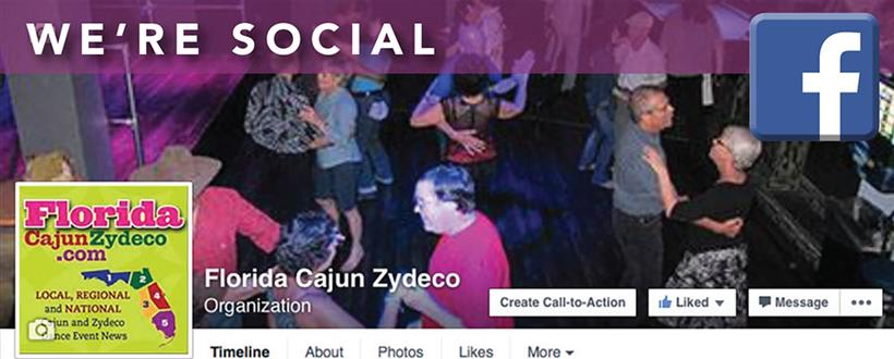 Florida Cajun Zydeco is now on Facebook!