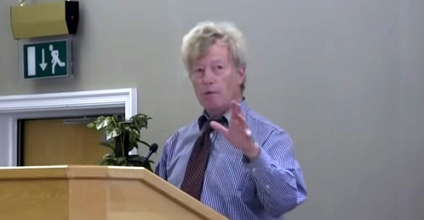 Roger Scruton lecture, The Academy 2012
