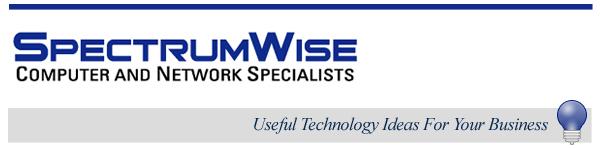Spectrumwise