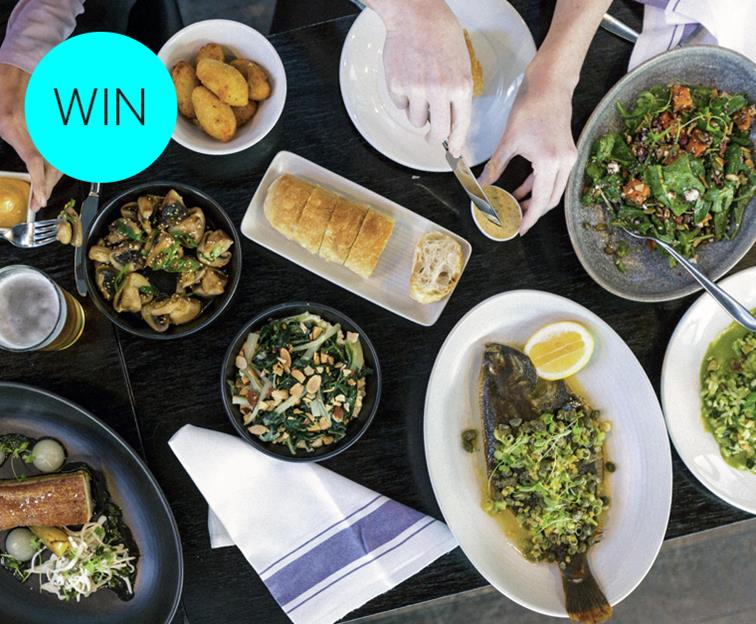 Here's your opportunity to win an epic long lunch for 10, indulging in Ostro's new menu