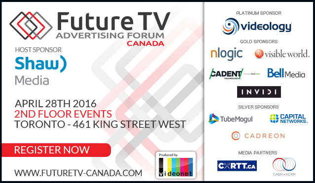 Future TV Advertising Forum Canada