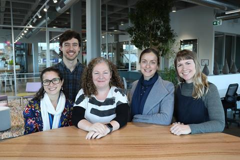 Innovation Lab team