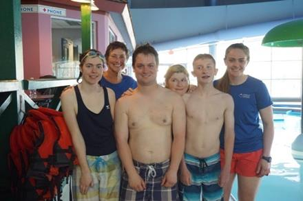 SOBC - Whistler Valley swimmers