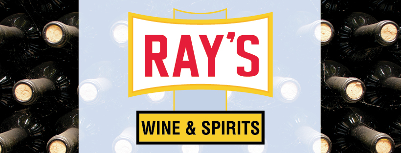 Don't miss Ray's Wine & Spirits Grand Finale Dinner at Bacchus on Thursday, December 3