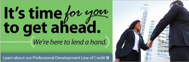 Some more great news from REALTORS® Federal Credit Union