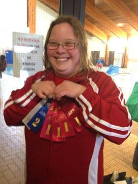 SOBC - Smithers athlete Leona Barendregt