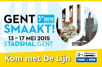 Gent Smaakt 13 tot 17 mei