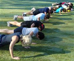 January 2011 Boot Camps