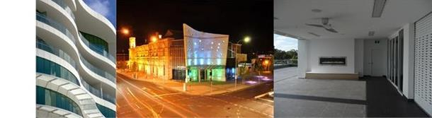 Wave Building / Main Corner, Mount Gambier /  Gerard Lighting