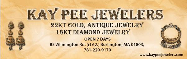 kay pee jewelers ad