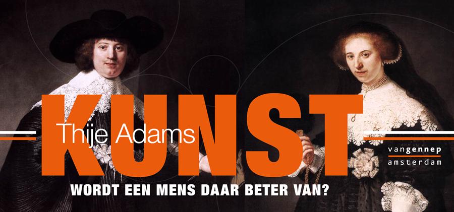 Banner Kunst | Adams -- Maerten Soolmans en Oopjen Coppit