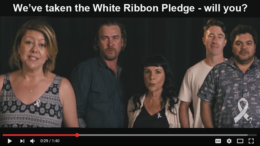 Take the Pledge Video