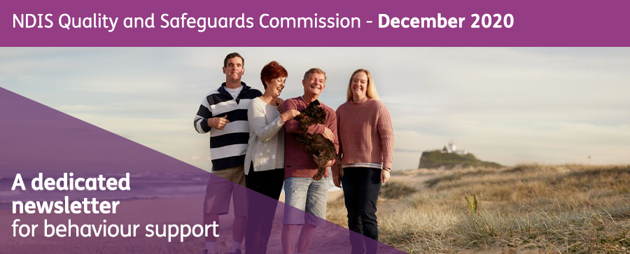 NDIS Commission Behaviour Support Newsletter