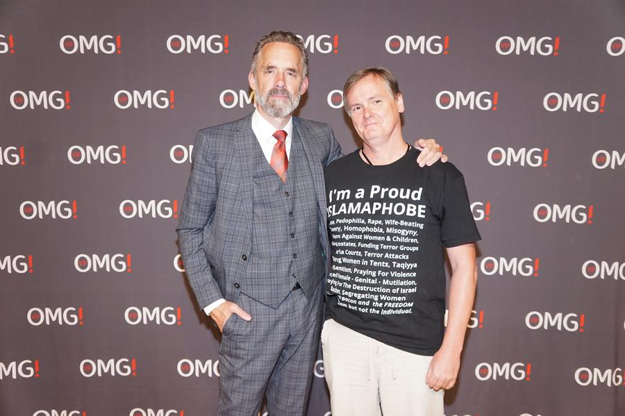 JORDAN B PETERSON VIP PHOTOS - AUCKLAND, NZ February 18, 2019