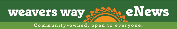 Weavers Way eNews