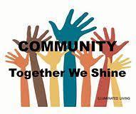 Barnet Communities Together Network logo with tagline 'Community Together We Shine'