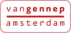 logo Van Gennep Amsterdam