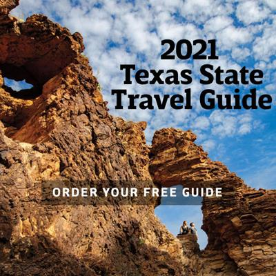 2021 Texas State Travel Guide