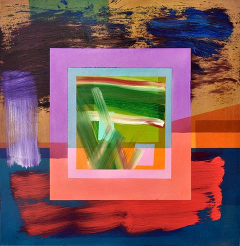 Past and Present: Abstract studies by Jonathan Meuli
