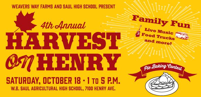 Harvest on Henry Farm Festival Oct. 18, 2014