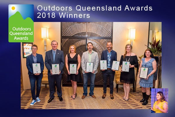 Outdoors Queensland Awards Winners 2018