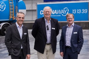 Cleanaway facility opening
