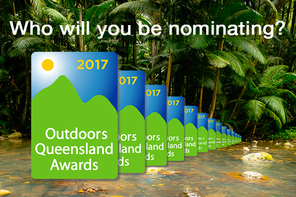 Outdoors Queensland Awards 2017