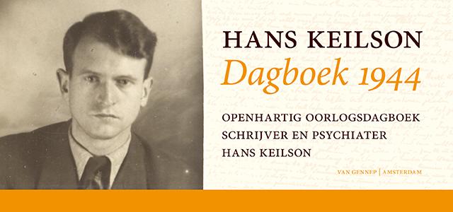 Header Dagboek 1944 - Hans Keilson