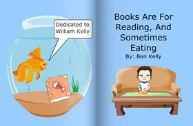 eating books